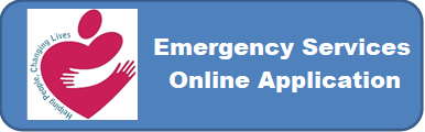 Emergency Services Online Application